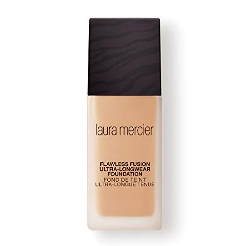 お金意図的血まみれLaura Mercier Flawless Fusion Ultra-Longwear Foundation - Linen 1oz (29ml)