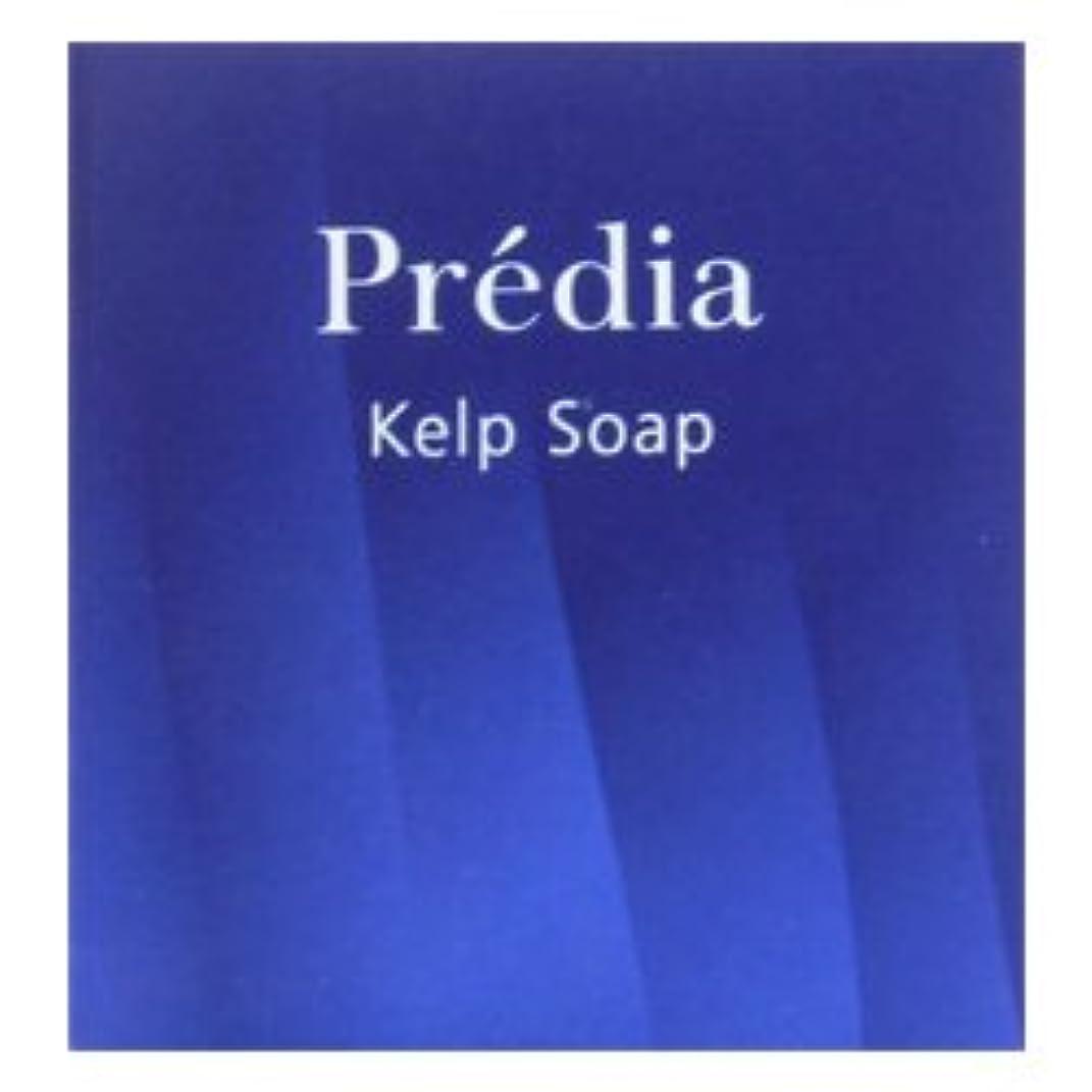 魅力やりがいのある属するコーセー プレディア ケルプ ソープ 80g