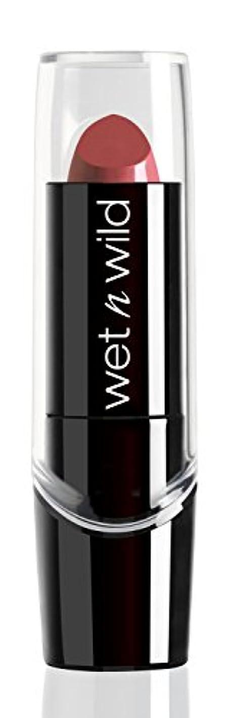 たくさんの維持病なWET N WILD New Silk Finish Lipstick Blushing Bali (並行輸入品)