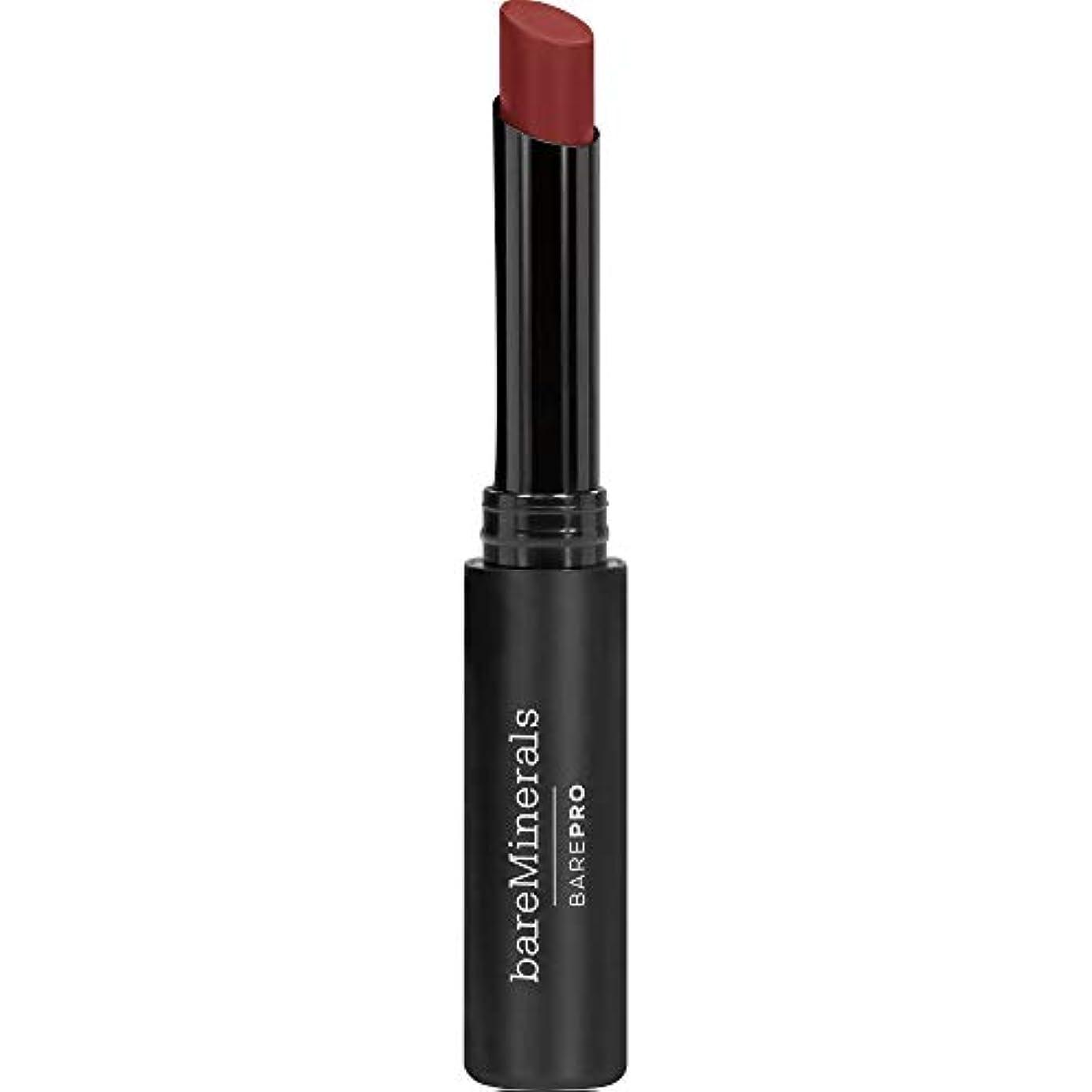 送信する小川理論[bareMinerals] ベアミネラルBarepro Longwear口紅の2グラムのナツメグ - bareMinerals BarePro Longwear Lipstick 2g Nutmeg [並行輸入品]