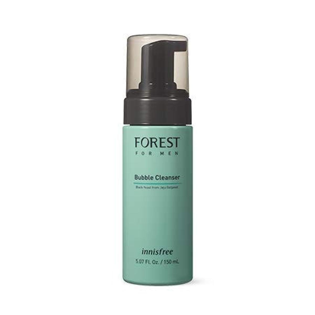 囲いこだわり論文[イニスフリー.innisfree]フォレストフォアマンバブルクレンザー150mL Forest for Men Bubble Cleanser
