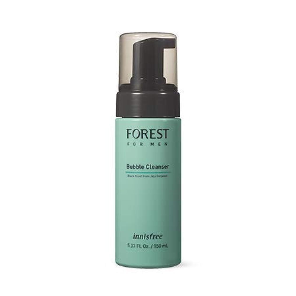 投資パッケージマーキー[イニスフリー.innisfree]フォレストフォアマンバブルクレンザー150mL Forest for Men Bubble Cleanser