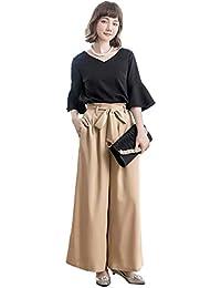 3e0698b8db280c ECUSSY(エクス) 結婚式 ドレス パンツドレス セットアップ レディース フォーマル パンツスーツ お呼ばれ 二次会