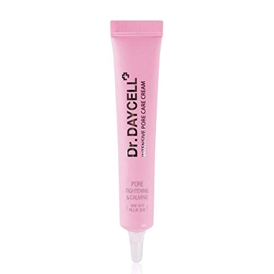 ベルベットやけど憂鬱デイセル(Dr.Daycell) インテンシブポアケアクリーム20ml / Intensive Pore Care Cream