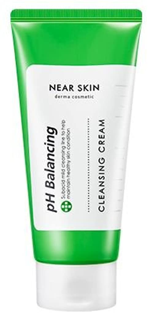 暴君収容する青[Missha] Near Skin PH Balancing Cleansing Cream 150ml/[ミシャ] ニアスキンPHバランシングクレンジングクリーム 170ml [並行輸入品]