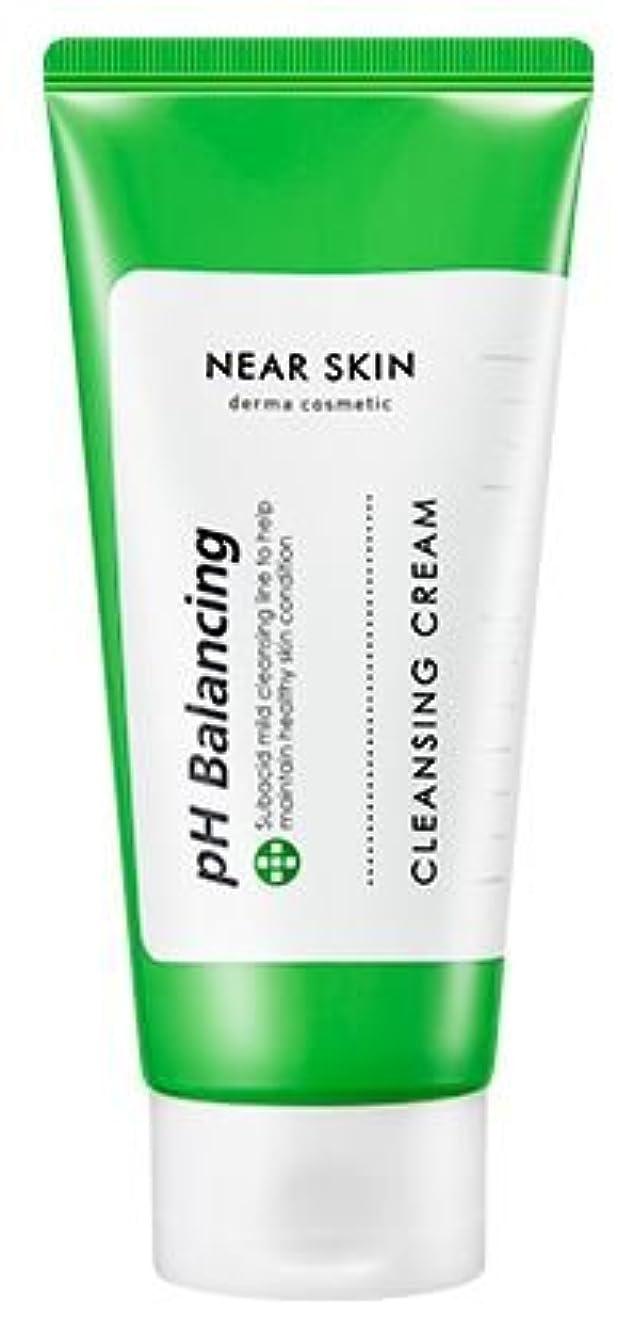 アーチゴミ箱痴漢[Missha] Near Skin PH Balancing Cleansing Cream 150ml/[ミシャ] ニアスキンPHバランシングクレンジングクリーム 170ml [並行輸入品]
