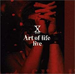 X JAPAN「ART OF LIFE」のジャケット画像
