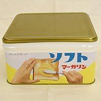 月島食品 ソフトマーガリン 2.5kg