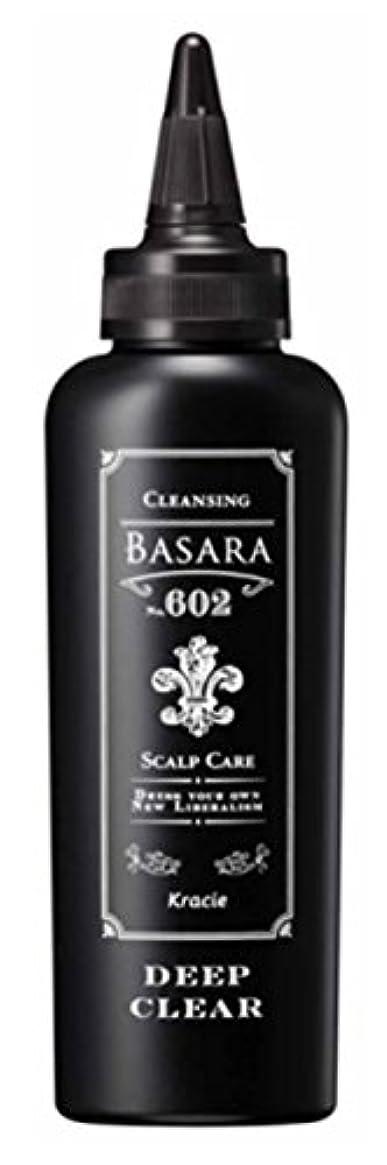 塩良い浮くサロンモード(Salon Mode) クラシエ バサラ スカルプクレンジング ディープクリア 602 200g