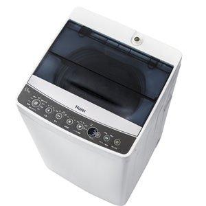 ハイアール 5.5kg 全自動洗濯機 ブラックHaier JW-C55A-K