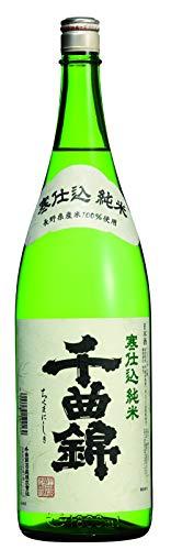 純米 寒仕込 1.8L