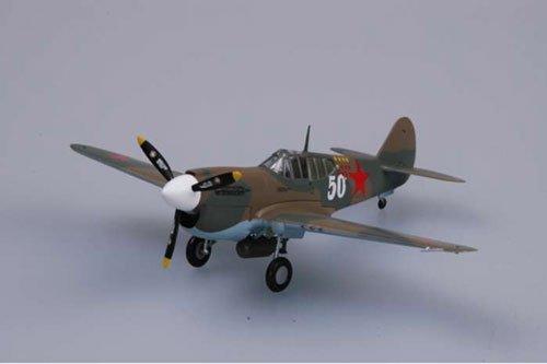 1/72 P-40E トマホーク 154th IAP 1942 (完成品)