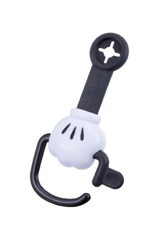 適応する光電不注意ナポレックス 車用 傘ホルダー ディズニー ミッキー ソフト素材 ヘッドレスト取付 ステッキ掛けにも 汎用 WD-267