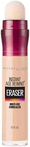 Maybelline Instant Age Rewind Eraser Multi-Use Concealer - Light,6ml