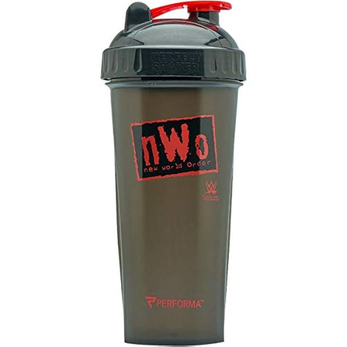 宴会パンブランドBOT-1 ボトル シェイカー プロテイン 水筒 筋トレ ジム ブレンダ― ミキサー WWE WWF 800ml (BOT-6)