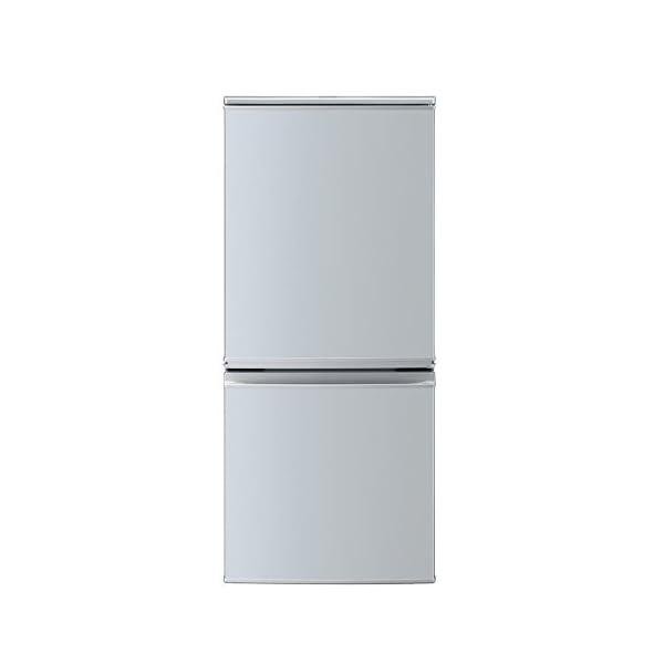 シャープ 冷蔵庫 小型 2ドア つけかえどっちも...の商品画像