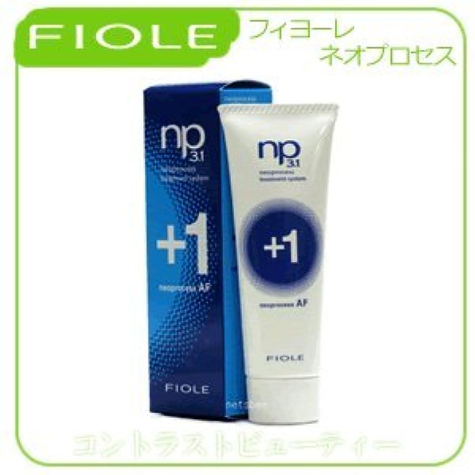 復活浪費評判【X5個セット】 フィヨーレ NP3.1 ネオプロセス AFプラス1 100g FIOLE ネオプロセス