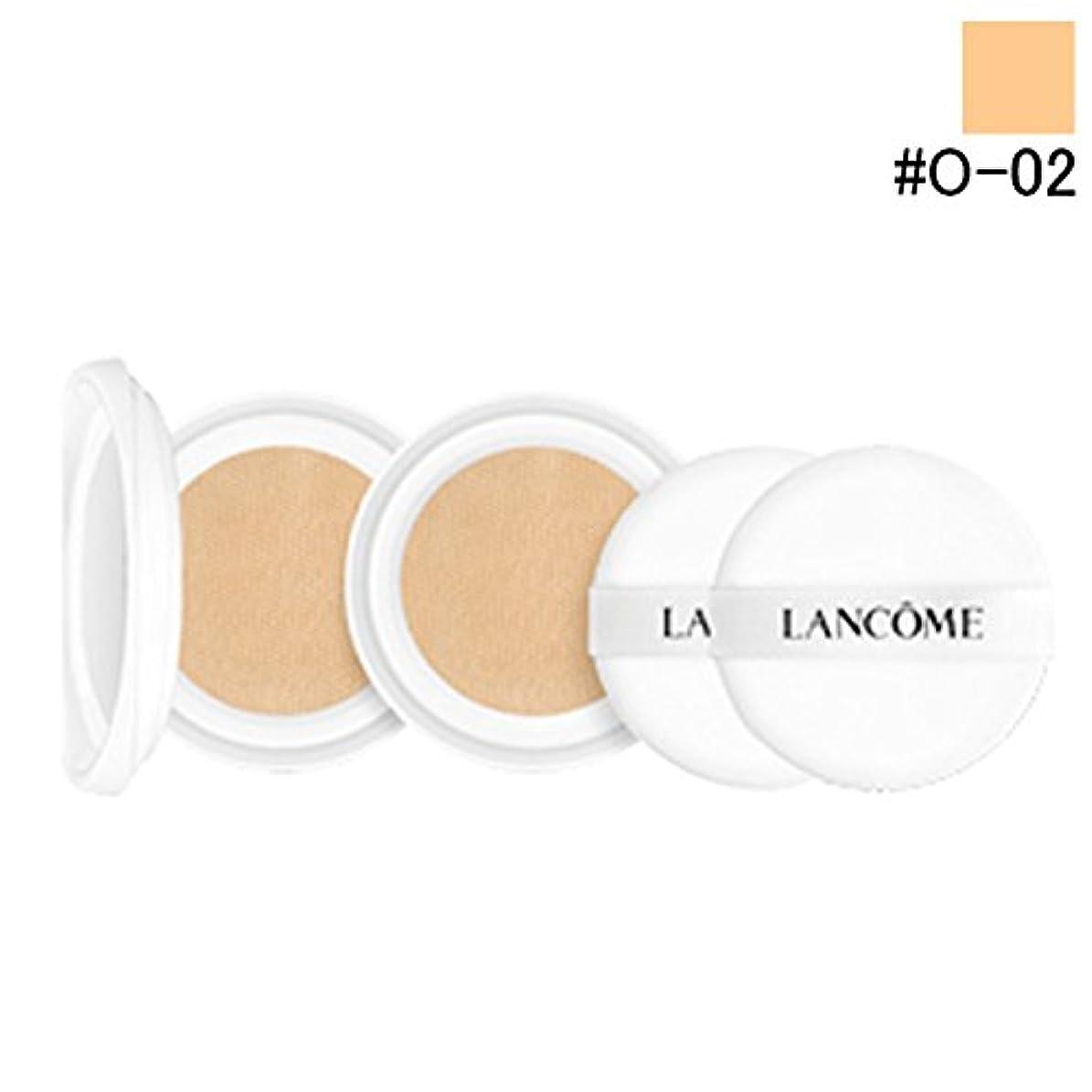 純粋な快い乳剤ランコム(LANCOME) ブラン エクスペール クッション コンパクト H (レフィル2個) #O-02 SPF50+/PA+++ 13gx2[並行輸入品]