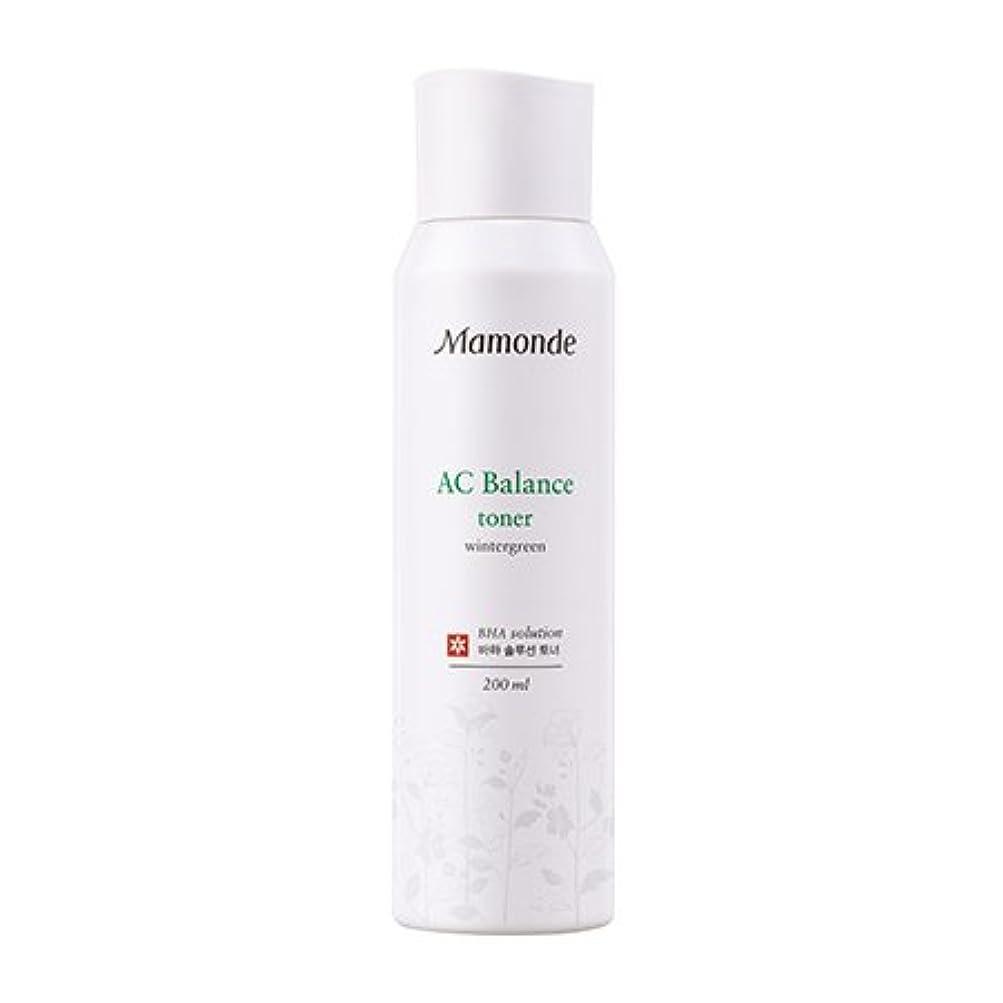 のどなんとなく醸造所[New] Mamonde AC Balance Toner 200ml/マモンド AC バランス トナー 200ml [並行輸入品]