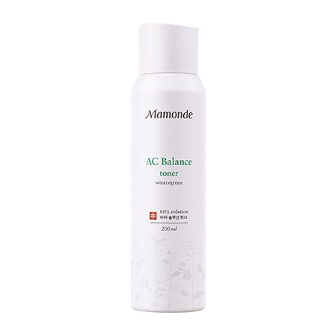 ジョージスティーブンソンシールドエントリ[New] Mamonde AC Balance Toner 200ml/マモンド AC バランス トナー 200ml [並行輸入品]