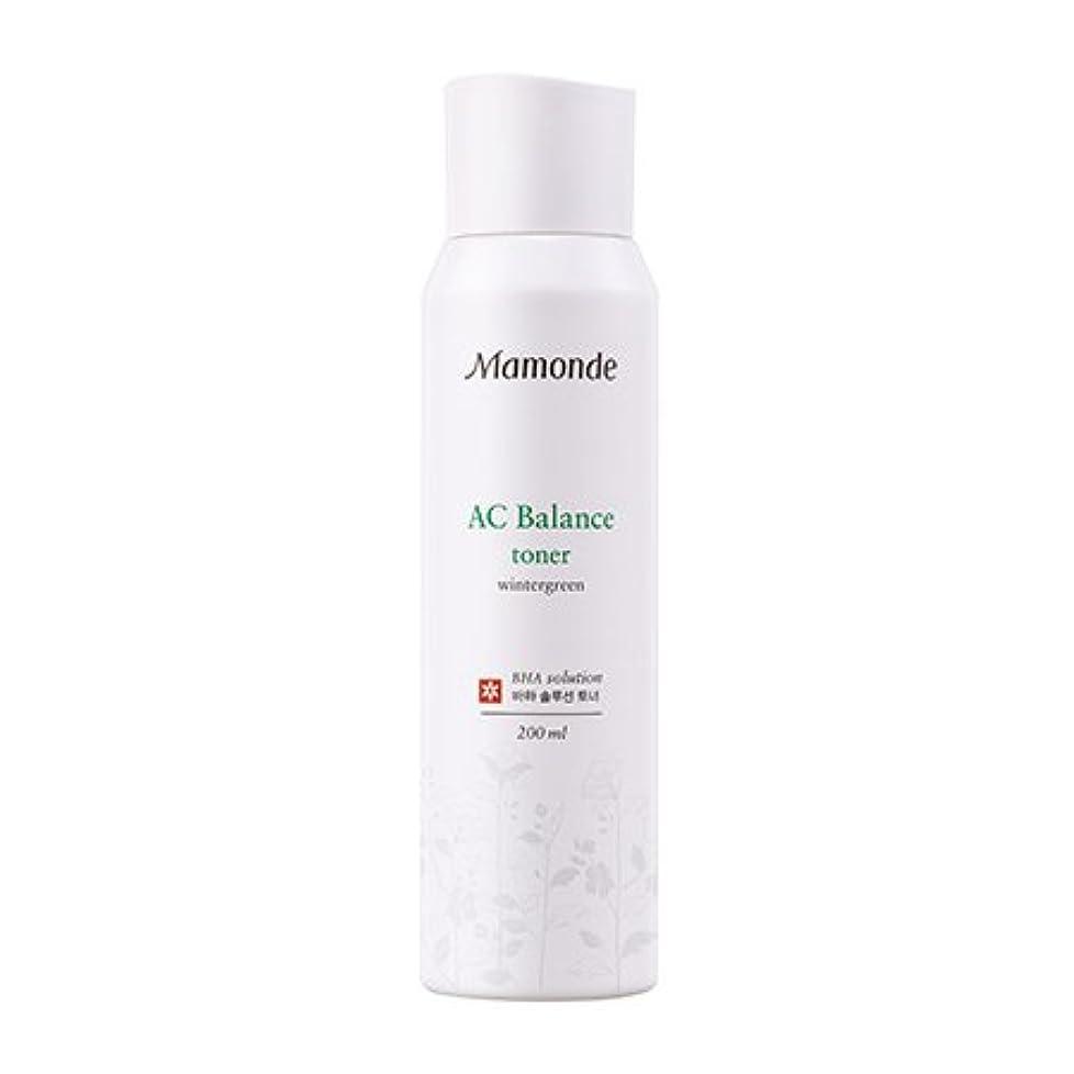 [New] Mamonde AC Balance Toner 200ml/マモンド AC バランス トナー 200ml [並行輸入品]