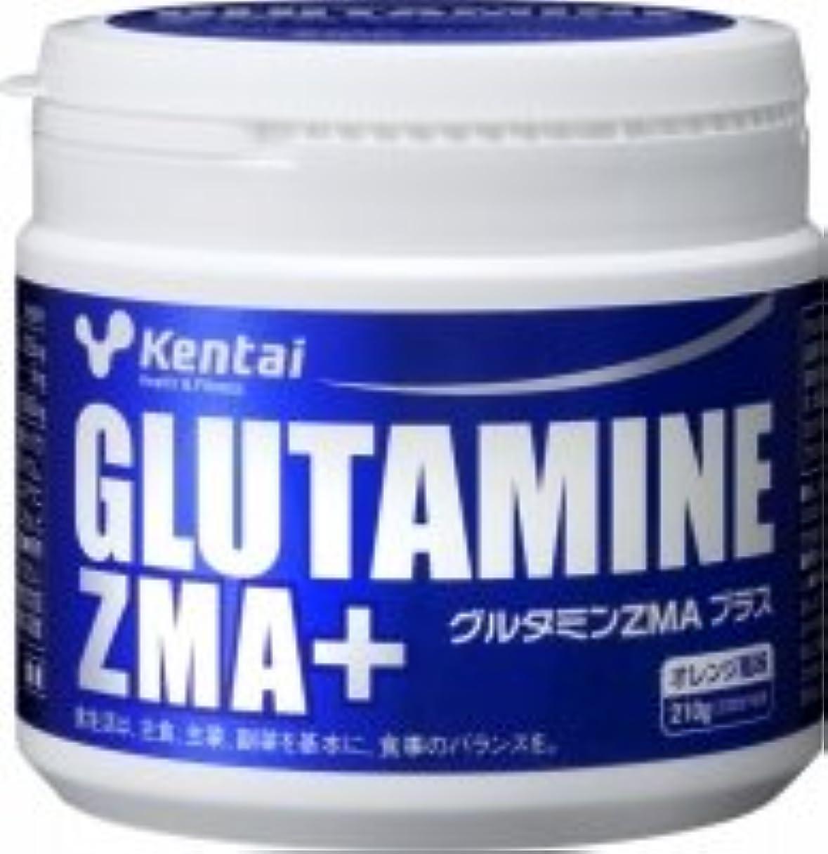 領収書配分差別的【健康体力研究所 (Kentai)】 グルタミンZMAプラス 210g