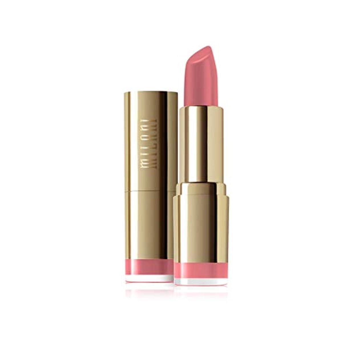 省略最も遠い特にMILANI Color Statement Matte Lipstick - Matte Delicate (並行輸入品)