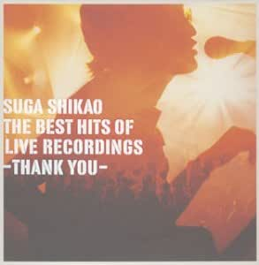THE BEST HITS OF LIVE RECORDINGS -THANK YOU-(初回生産限定盤)