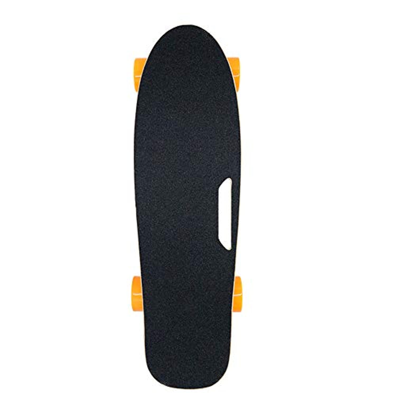 スケートボード電気インテリジェントワイヤレスリモコン充電式四輪スケートボード (色 : 4.4AH)