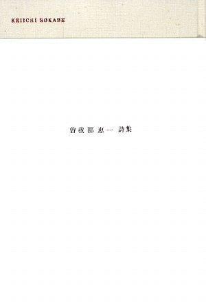 曽我部恵一詩集の詳細を見る
