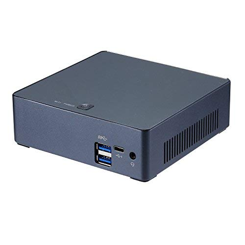 【Intel i5-7200U】【メモリ8GB】【SSD 128GB】【USBの次世代規格 USB3.1 Type-cポート】【Win 10 Pro 64bit 搭載】SKYNEW ミニパソコン 小型pc M3S