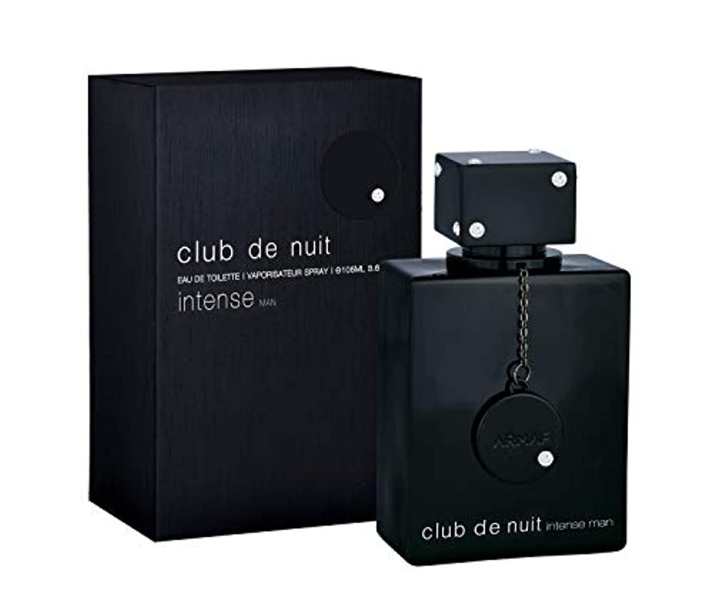 クリケット防衛転倒Armaf club de nuit men intense Perfume EDT Eau De Toilette 100 ml Fragrance