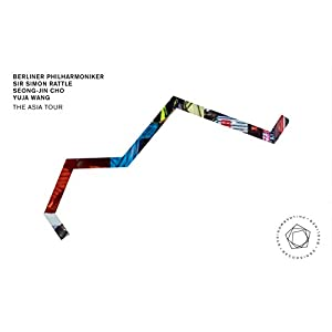 ベルリン・フィル / アジア・ツアー 2017 ~ ライヴ・フロム・サントリーホール (The Asian Tour / Berliner Philharmoniker | Sir Simon Rattle | Seong-Jin Cho | Yuja Wang) [5SACD Hybrid+1Blu-ray] [Live Recording] [輸入盤] [日本語帯・解説付]
