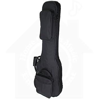 クッション付き エレキ ベース用 ギグバッグ ギグ ケース ソフト バッグ クッション 20mm厚 HGM by MUSENT HGMB100