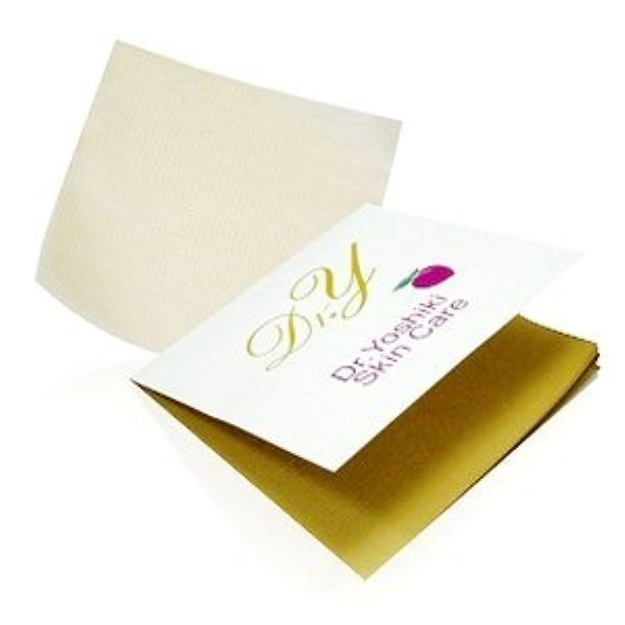 好むショッキングチーズドクターY あぶらとり紙(紙サイズ:90mm×90mm、1冊30枚×5冊セット)