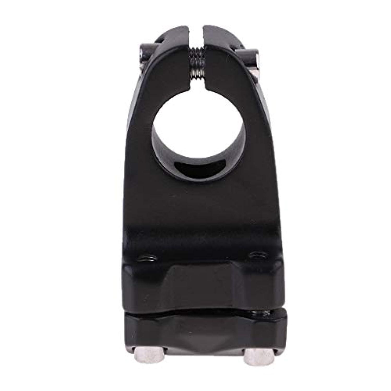 論争的木材肘掛け椅子BMXバイクステム 自転車 アクセサリー 取り付けが簡単 アルミ合金