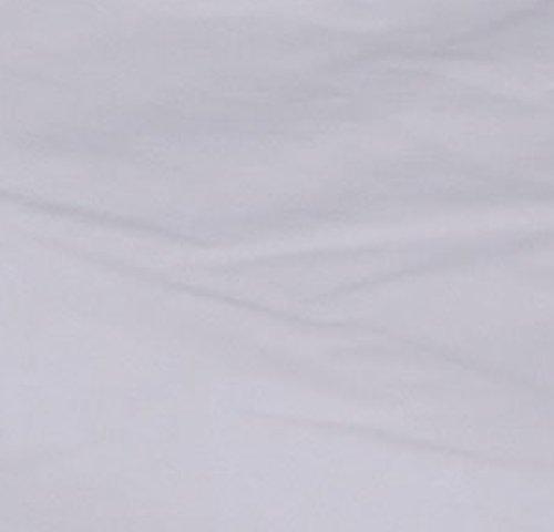 アイリスオーヤマ 布団カバー 敷布団用 ホワイト シングルロング CWS-SL