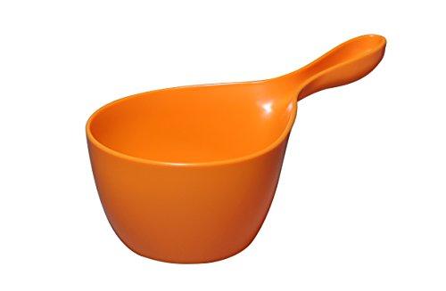 手桶 デュロー ハンディボール N オレンジ