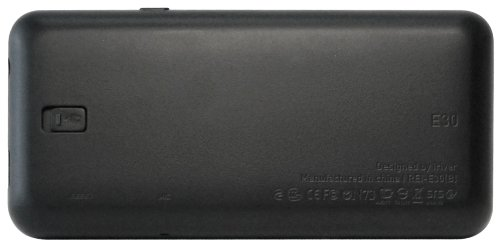 iriver 高性能デザイナーズオーディオプレーヤー E30 MATTE 2GB ブラック 52時間再生 FM予約録音 再生速度調整可能 E30-2GB-BLK