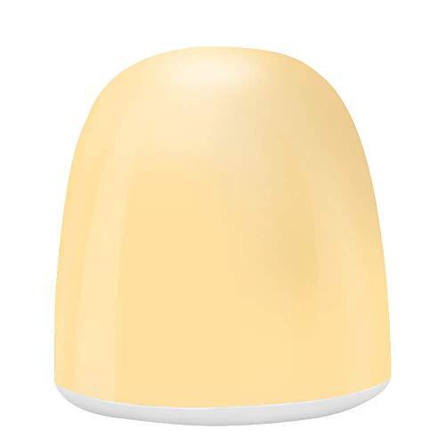 ベッドサイドランプ ナイトライト kdorrku RGB 256色 色/明る無階段調整可 USB充電 タッチ式 贈り物 8つモード 揺ると色が転換 子供安全素材 授乳用 防災 常夜灯 雰囲気作りライト 多彩USBライト