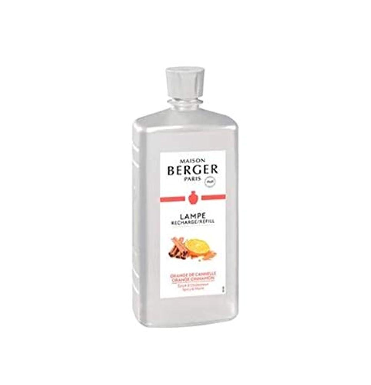 観光終点オーストラリア人Lampe Berger Fragrance, 33.8 Fluid Ounce, Orange Cinnamon by Lampe Berger