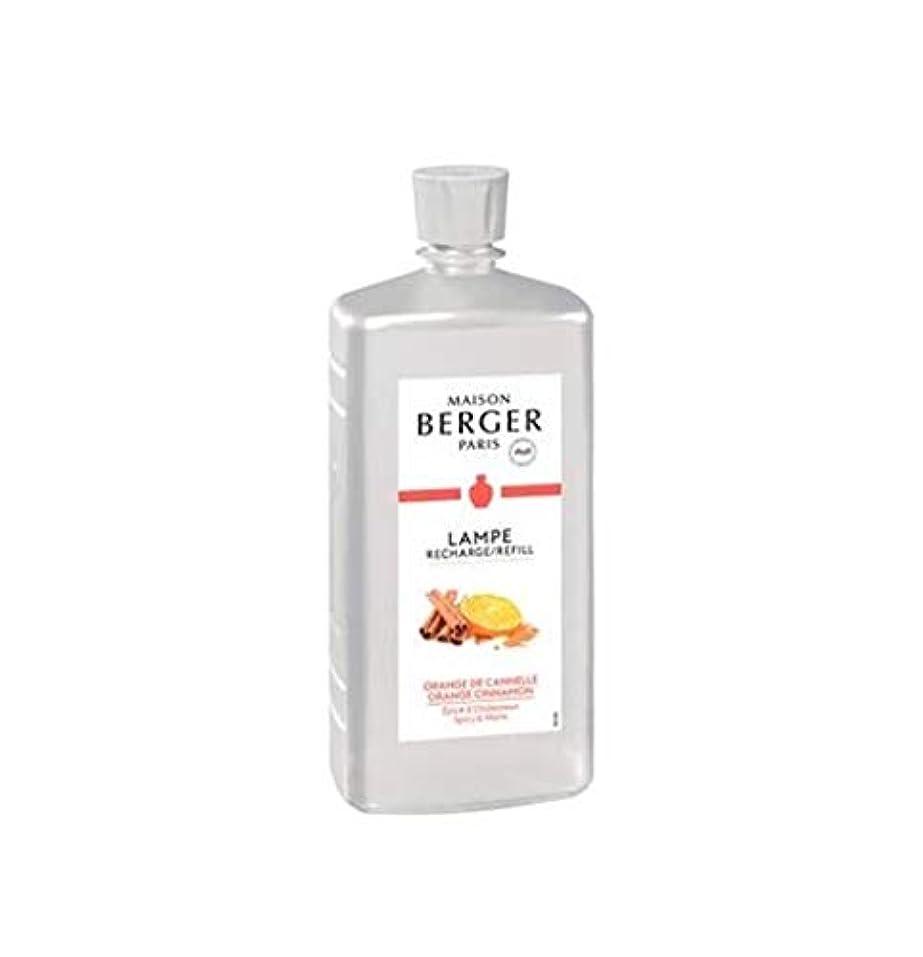 運命的な賞賛する過剰Lampe Berger Fragrance, 33.8 Fluid Ounce, Orange Cinnamon by Lampe Berger