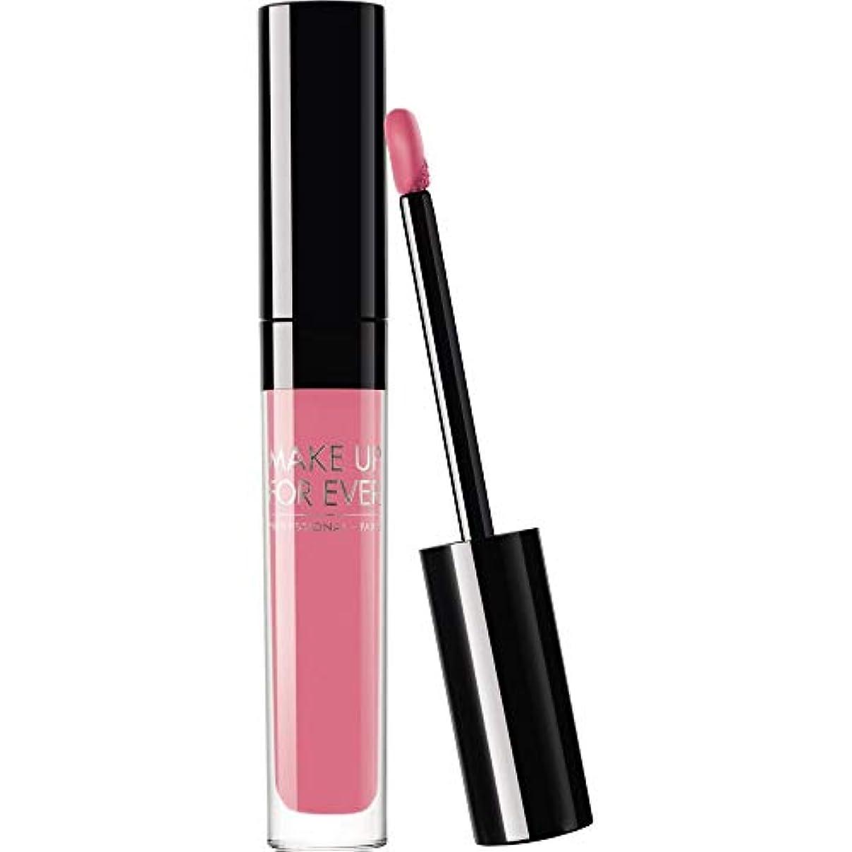 売上高動機付けるマットレス[MAKE UP FOR EVER] 新鮮なピンク - 201 2.5ミリリットルこれまでアーティストの液体マットリップカラーを補います - MAKE UP FOR EVER Artist Liquid Matte Lip...
