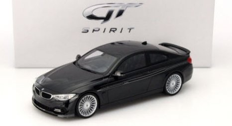 GTスピリット 1/18 BMW アルピナ B4 ビターボ クーペ ブラツク