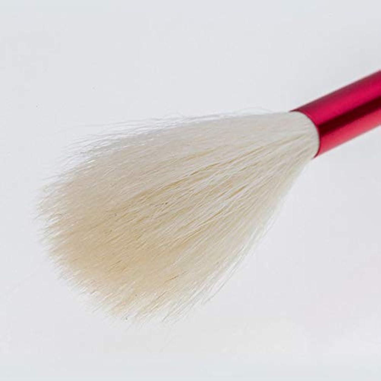 慢性的ヒューマニスティックトラクターリラックスブラシ 古羊毛 Feela(フィーラ)type-R〔全長(約):190mm〕【クローム】*