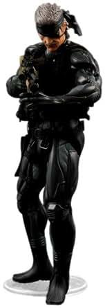 RAH リアルアクションヒーローズ メタルギア ソリッド4 SOLID SNAKEMGS4 Ver. 1/6スケール ABS&ATBC-PVC製 塗装済み可動フィギュア