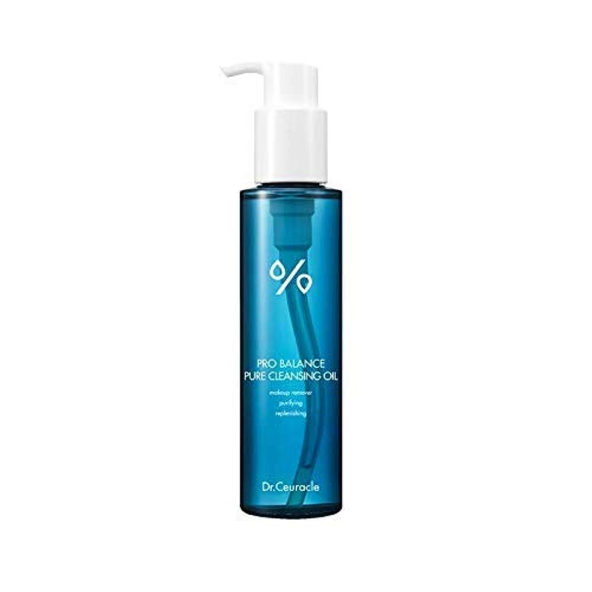 スライスモジュール展開するDr.Ceuracle[ドクター·シュラクル] プロ バランス ピュア クレンジング オイル/Pro Balance Pure Cleansing Oil (155ml) [並行輸入品]