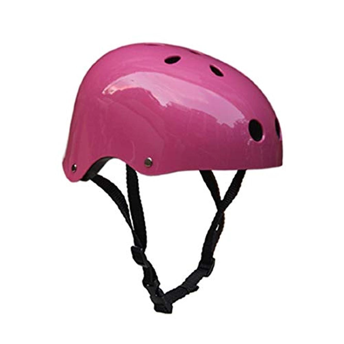 余分なコイル作曲家WTYDアウトドアツール 登山用具安全ヘルメット洞窟レスキュー子供大人用ヘルメット開発アウトドアハイキングスキー用品適切な頭囲:57-60cm、サイズ:L 自転車の部品