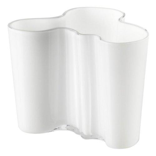 RoomClip商品情報 - 【正規輸入品】 iittala(イッタラ) Alvar Aalto Collection フラワーベース ホワイト 120mm