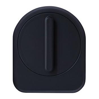 【Works with Alexa認定製品】 セサミ スマートロック本体 マットブラック 取付工具不要 スマートフォンでドアを施錠解錠 Google Assistant/Siri/Apple Watch/IFTTT対応